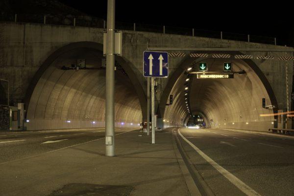 Tunel de Radio Andorra